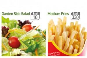 salata vs kartofki